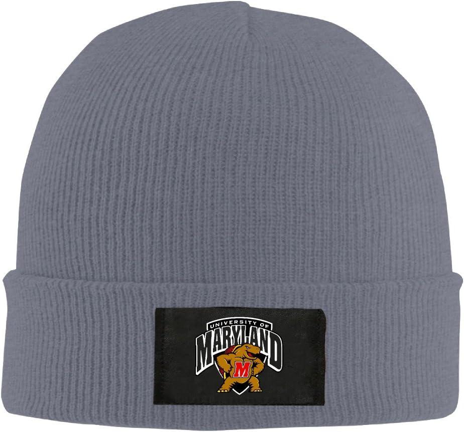 Amone Maryland Terrapin Winter Knitting Wool Warm Hat Ash