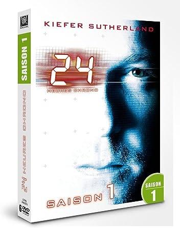 24 Heures Chrono Saison 1 Coffret 6 Dvd Dvd Blu Ray Amazon Fr