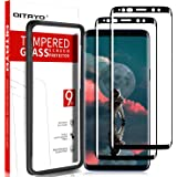 [2 Pack] QITAYO Screen Protector for Samsung Galaxy S9, HD-Clear [Bubble-Free][Case Friendly] [Alignment Frame] Tempered…