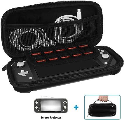 Funda de transporte para Nintendo Switch Lite, protector de ...
