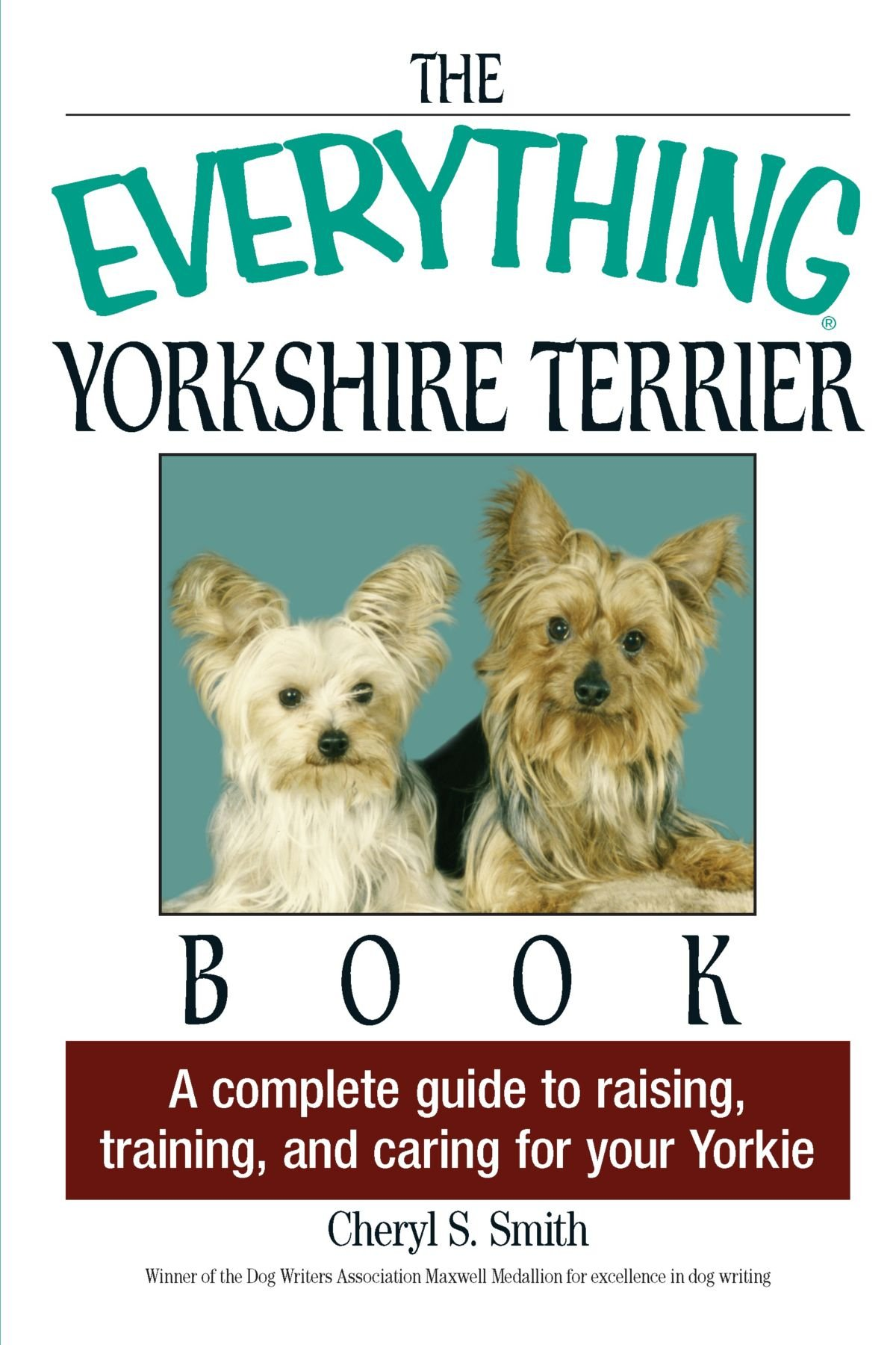 Everything Yorkshire Terrier Book Complete product image