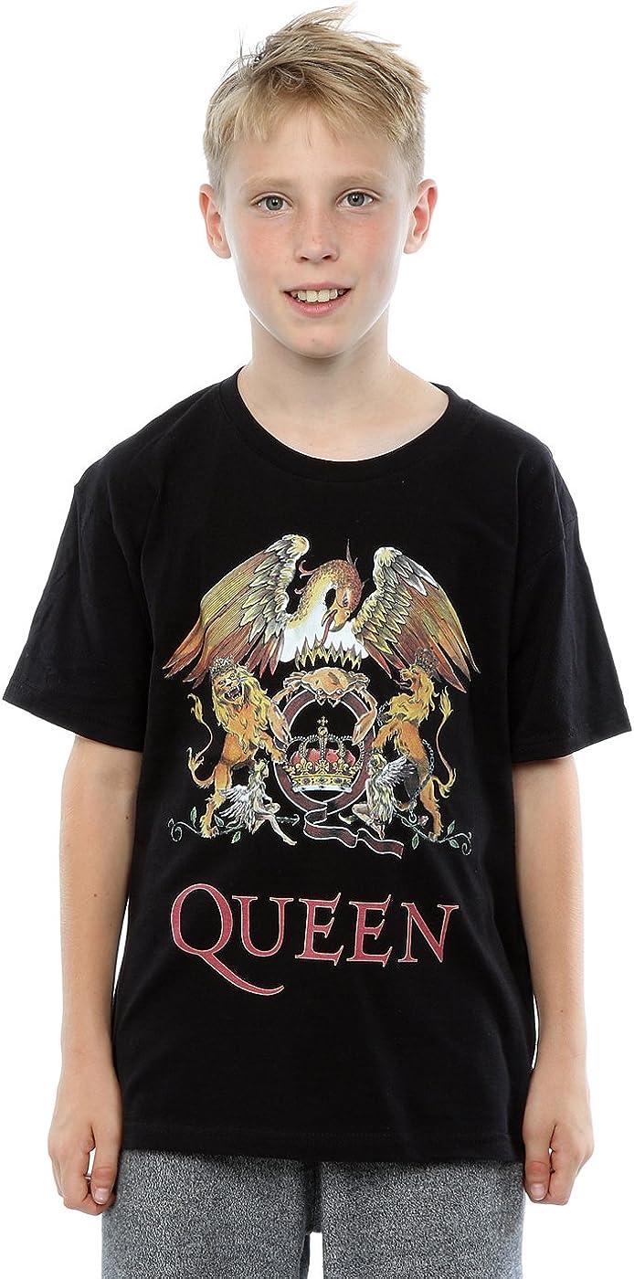 Queen Gar/çons Crest T-Shirt