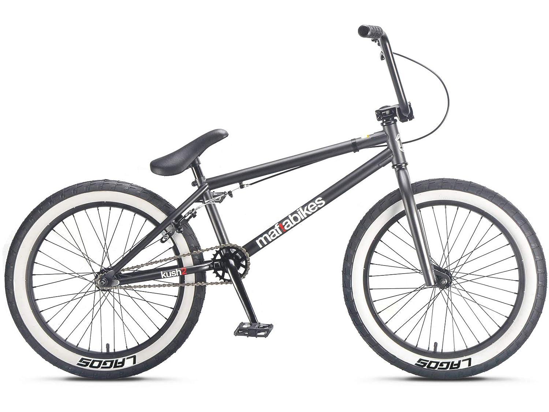 Mafiabikes Kush 2 20 inch BMX Bike Graphite  For Adults
