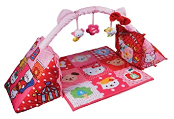 VTech Baby Hello Kitty 2-in-1 Playmat Cube  Amazon.co.uk  Toys   Games 0c2e07f1a5c06