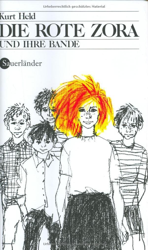 Download Die rote Zora und ihre Bande. ( Ab 12 J.). PDF