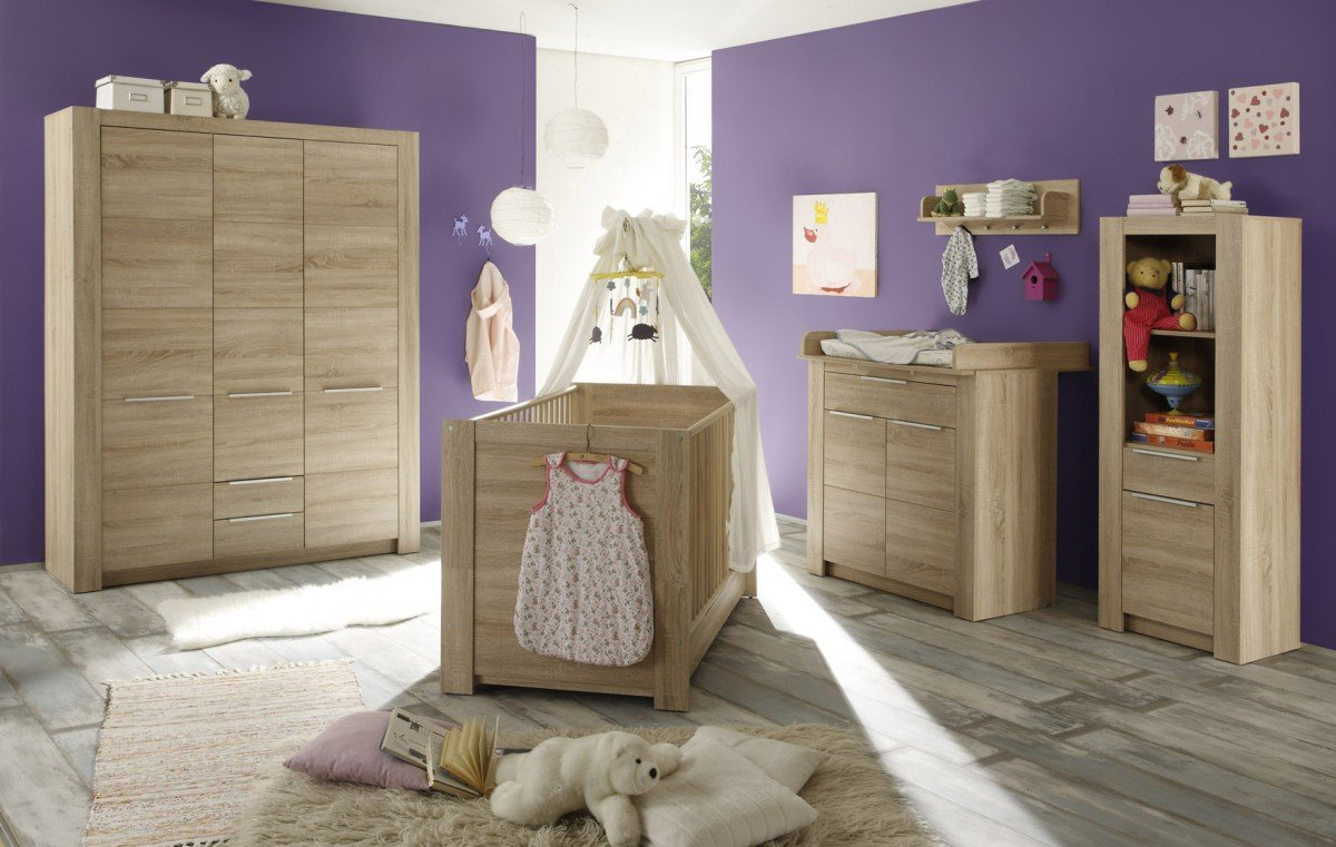 Dreams4home Babyzimmer Set Stine Iii Babyzimmerkombination