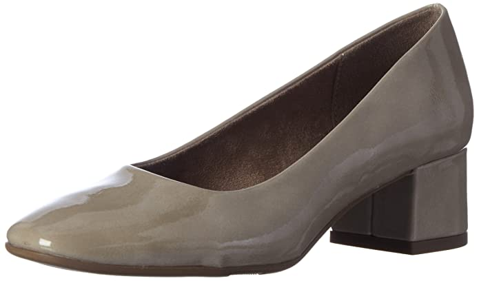 Tamaris Damen 22463 Pumps, Weiß (White 100), 40 EU: Amazon