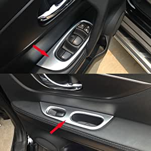Generic Fit For Nissan QASHQAI 2014-2017 2018 Chrome Door Handle Cover Trims Kate Wenzhou automobile supplies factory