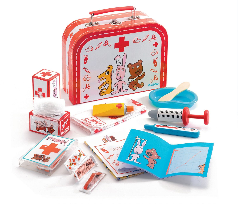 Djeco–Imitation Briefcase bododoudou