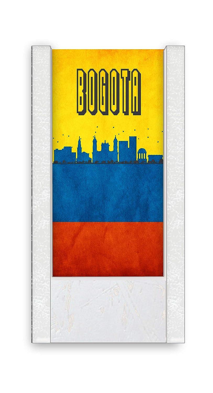 Lámpara de mesa Bandera Colombia - Bogota: Amazon.es ...