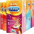 Durex 杜蕾斯 避孕套 超薄 男用 魔法装情趣系列18只装 成人性用品