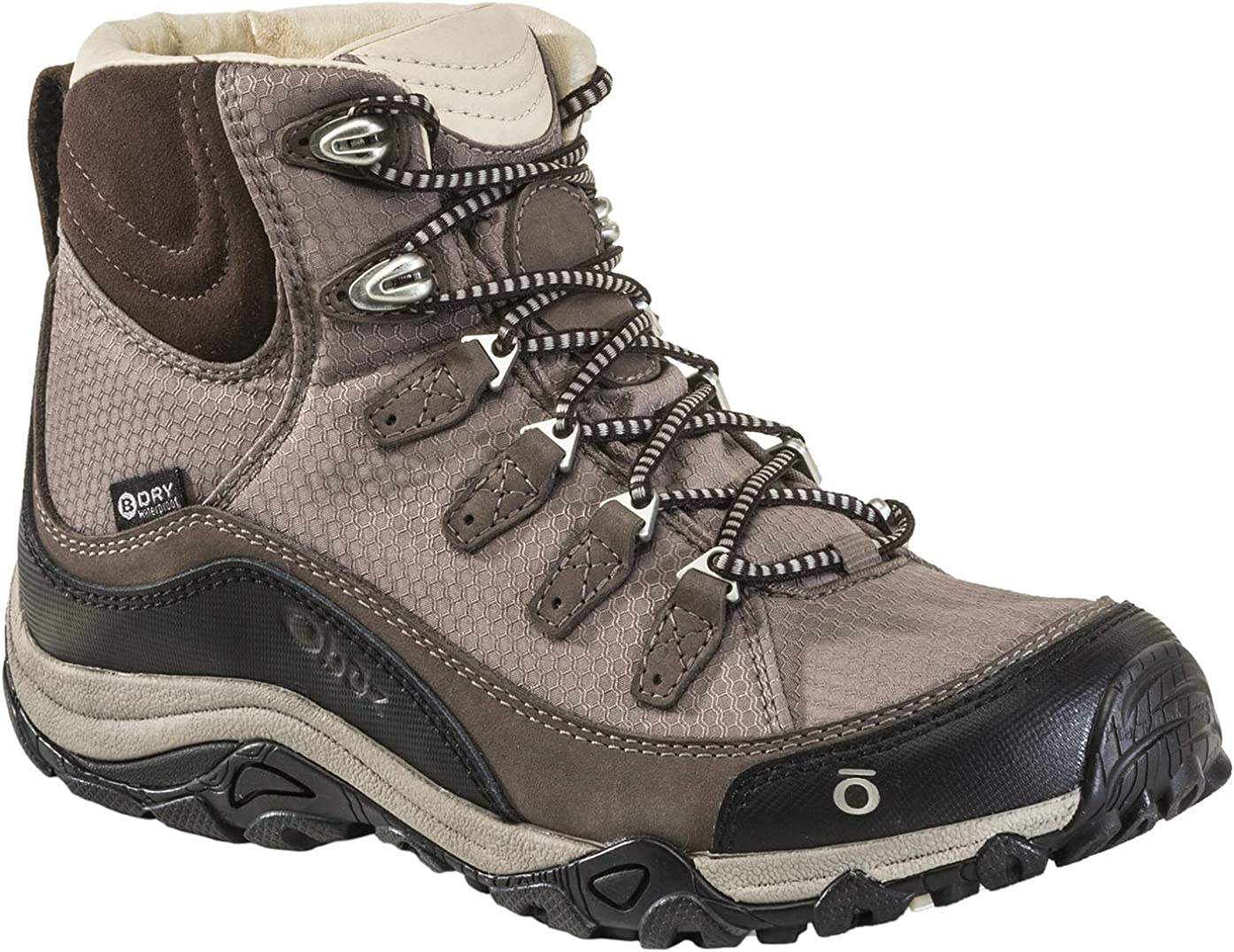 Oboz Women s Juniper Mid B-Dry Waterproof Hiking Boot