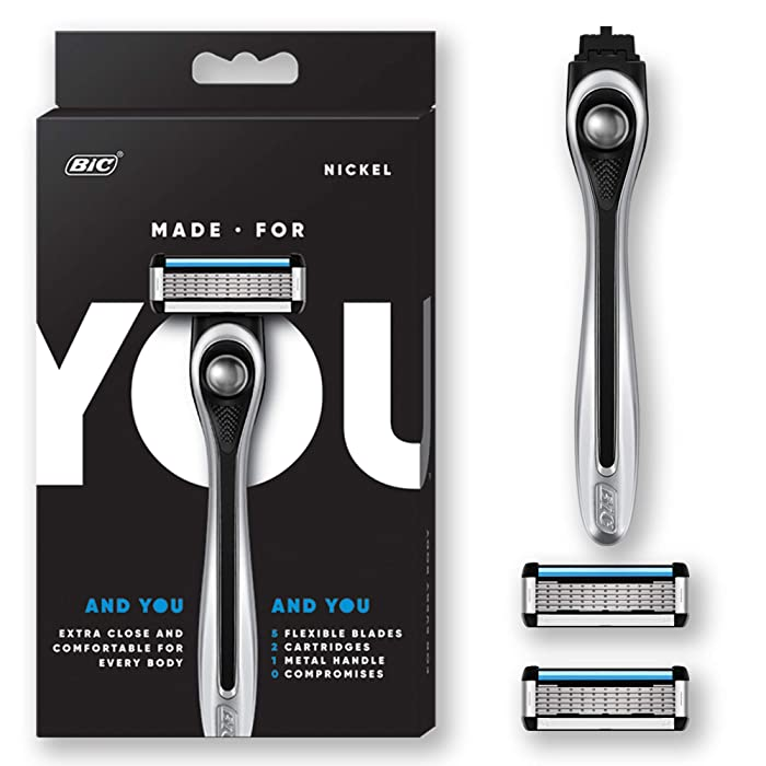 The Best Gillette Sensor 3 Blades Generic