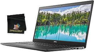 Dell Latitude 3510 - 15.6inch FHD Laptop Non-Touch- Intel Core i5-10210U - 256GB SSD - 8GB RAM - Windows 10 Pro + Zipnology Screen Cleaning Cloth Bundle - New