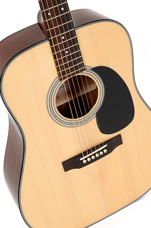 Guitarra Acústica Sigma DM-1ST+: Amazon.es: Instrumentos musicales