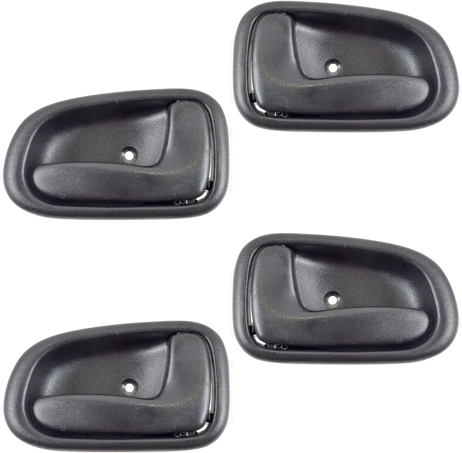 For 93-97 TOYOTA COROLLA New Outside Outer Black Front Right Pass Door Handle