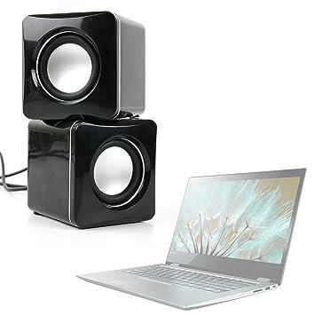 DURAGADGET Altavoces Compactos para Portátil Medion MD 60686 ...