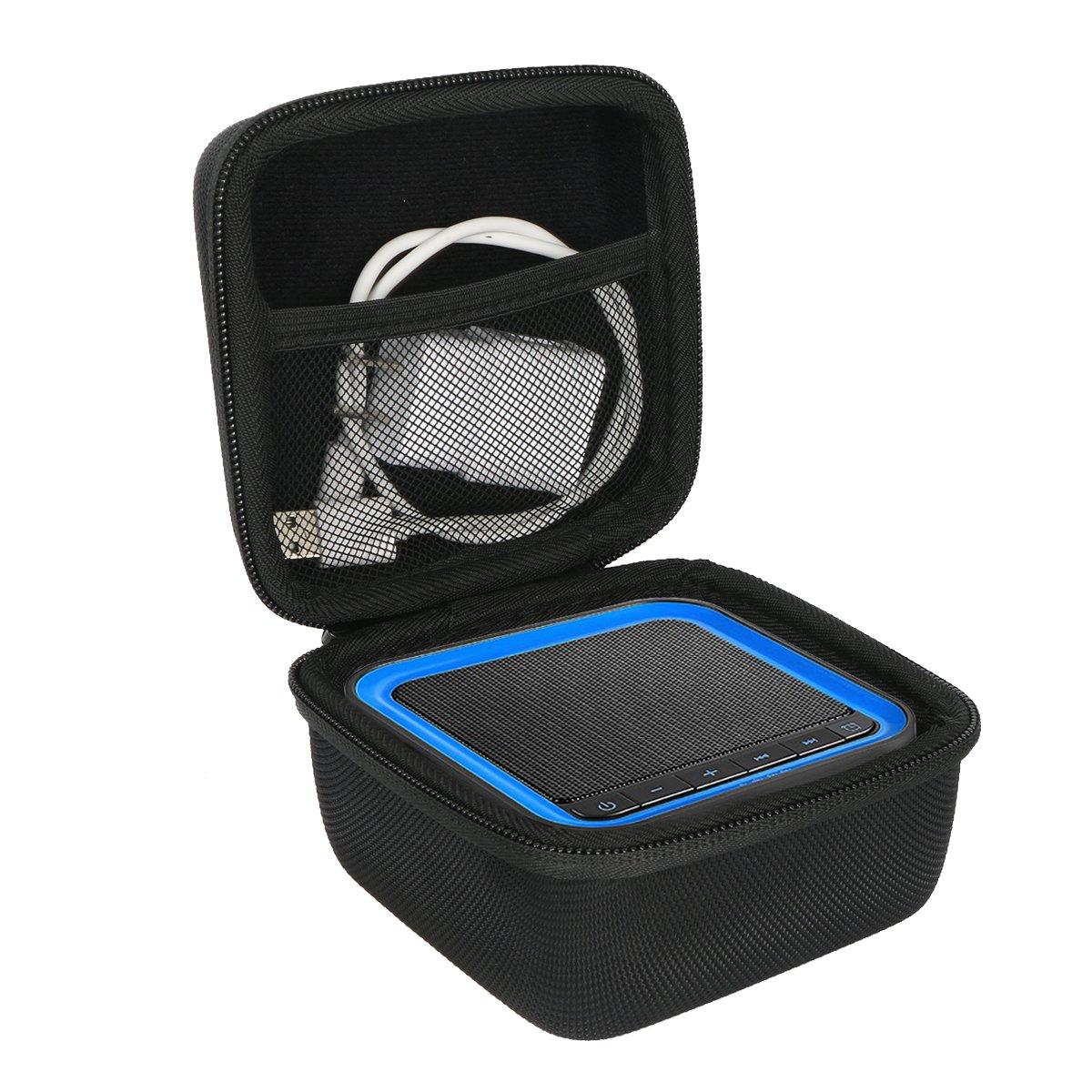 Khanka Hard Travel Case Replacement for AVANTEK White Noise Sound Machine for Sleeping