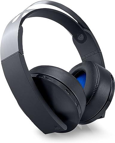 Sony - Auriculares Inalámbricos Platinum (PS4)