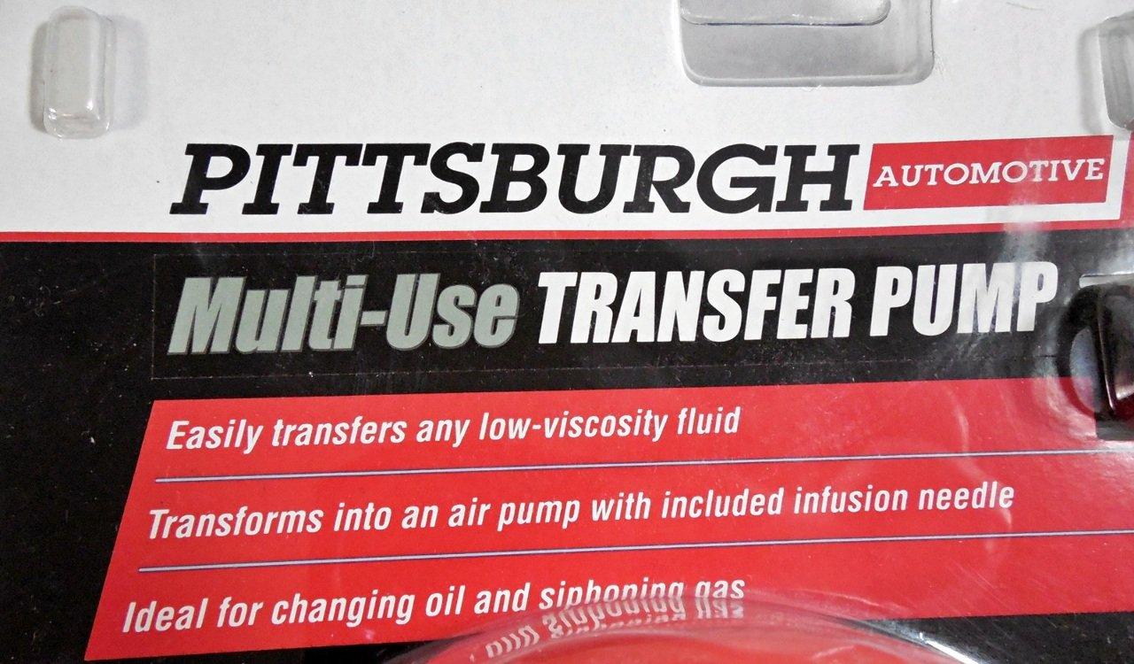 Pittsburgh Automotive Multi-Use Transfer Pump