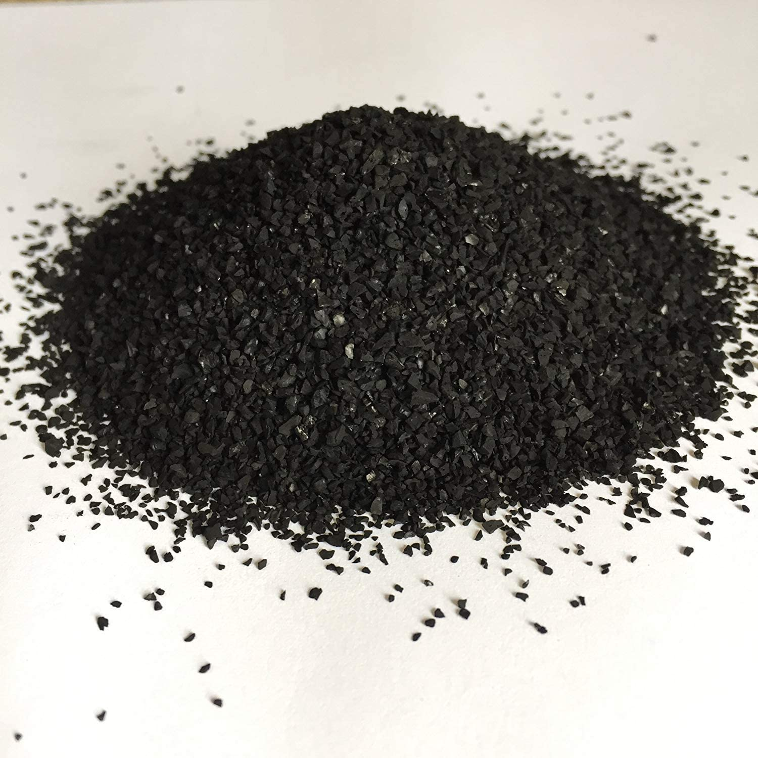 5 Lbs Bulk Water Filter/Air Filter Refill Coconut Shell Granular Activated Carbon Charcoal