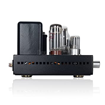 nobsound® Douk Audio EL34 Valve Tube Amplifier Single Ended Class A HiFi Amplificador de tubo 12 W * 2 (Ultra de Linear Connection): Amazon.es: Electrónica