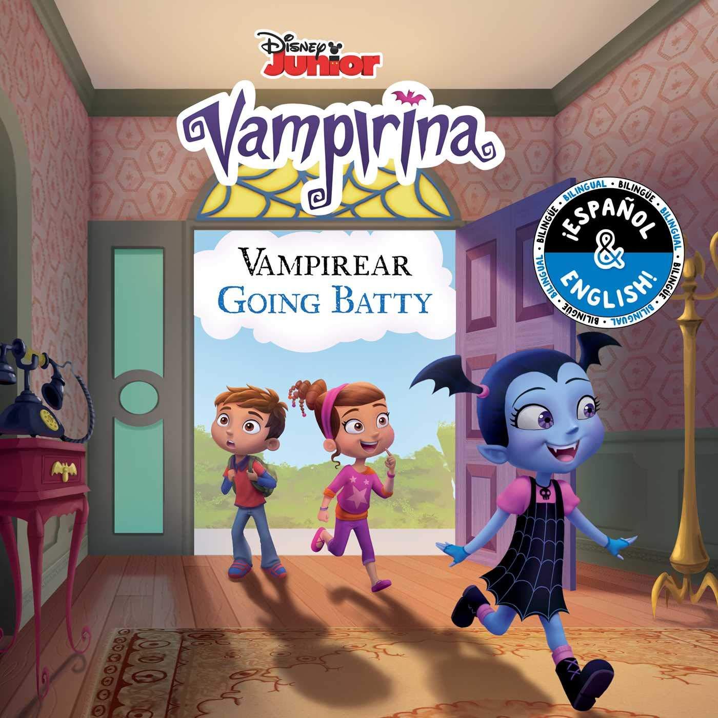 Vampirear: Going Batty: 23 (Vampirina / Vampireando)