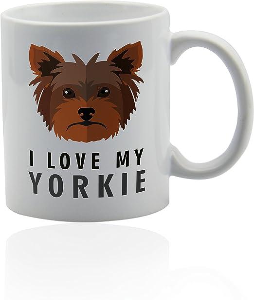 4 All Times Me And My Yorkie Coffee Mug 11 oz