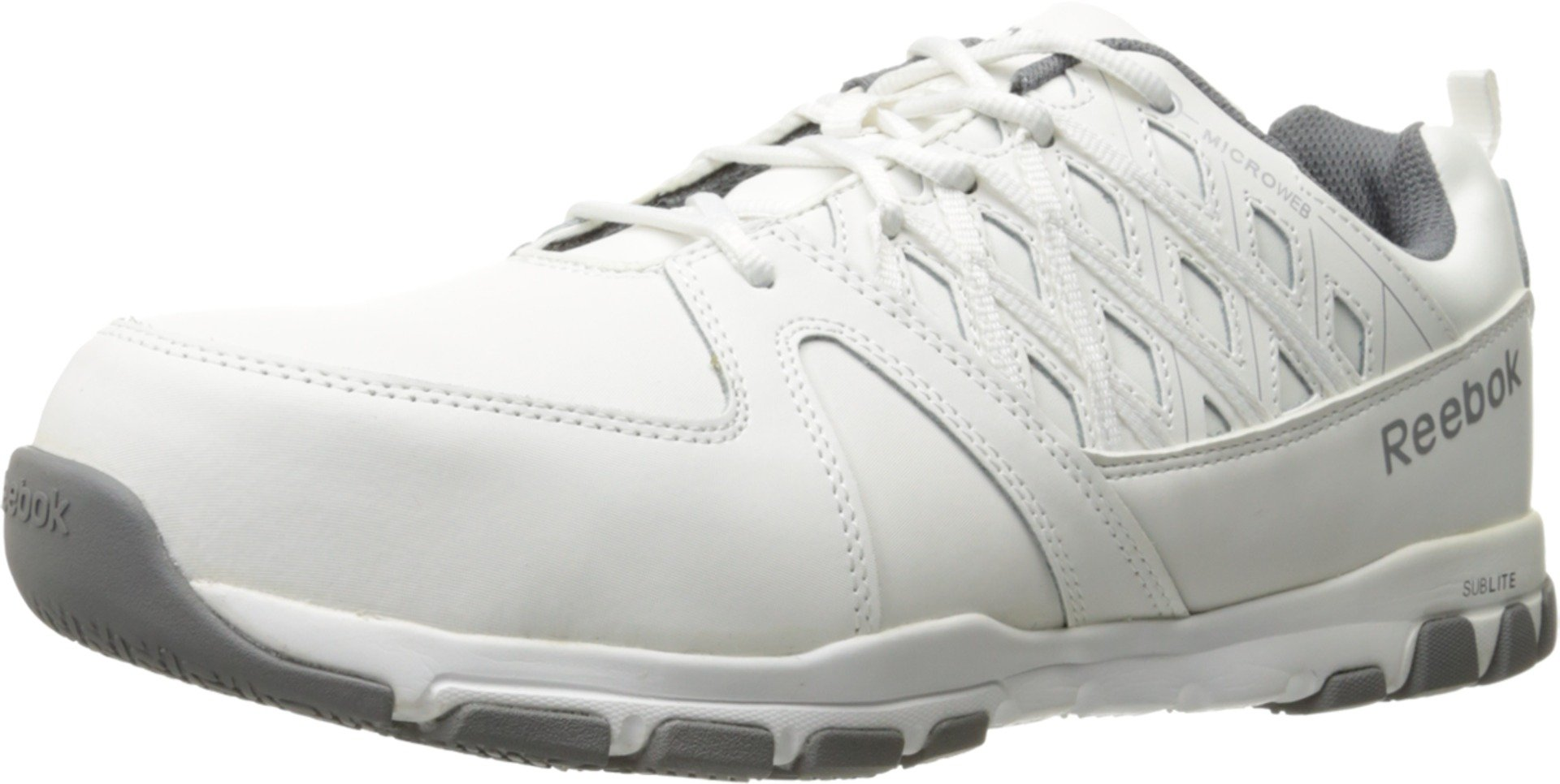 Reebok Work Men's Sublite Work White Boot