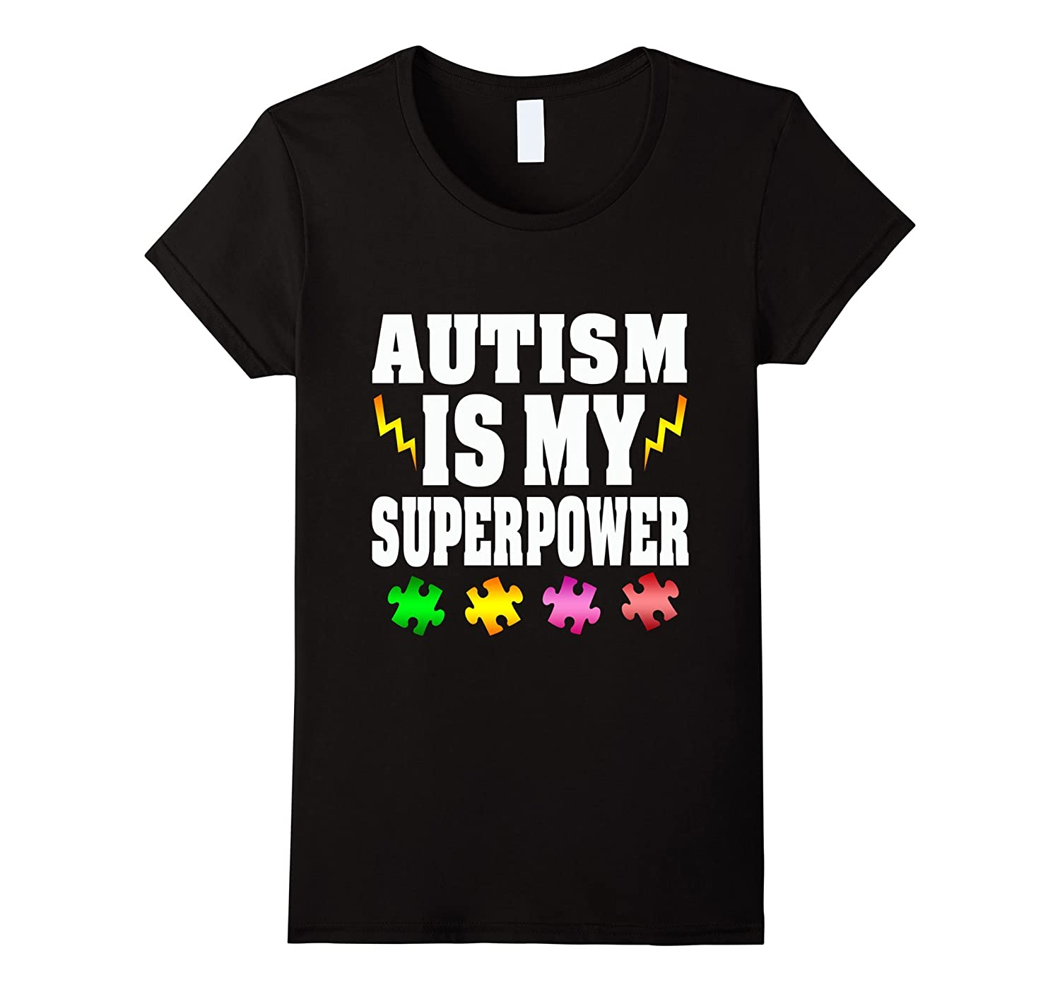 Autism Is My Superpower Shirt
