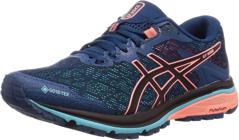 ASICS Gt-1000 8 G-TX, Zapatillas de Running para Mujer: Amazon.es: Zapatos y complementos