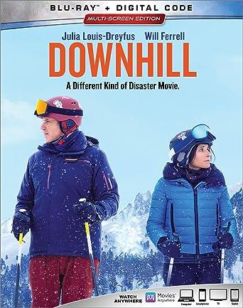 DOWNHILL [Blu-ray]