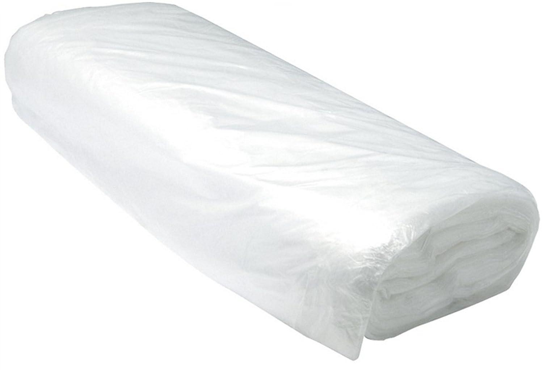 ANSIO 3401 Polythene Dust Sheet Roll 2m x 50m ARVO