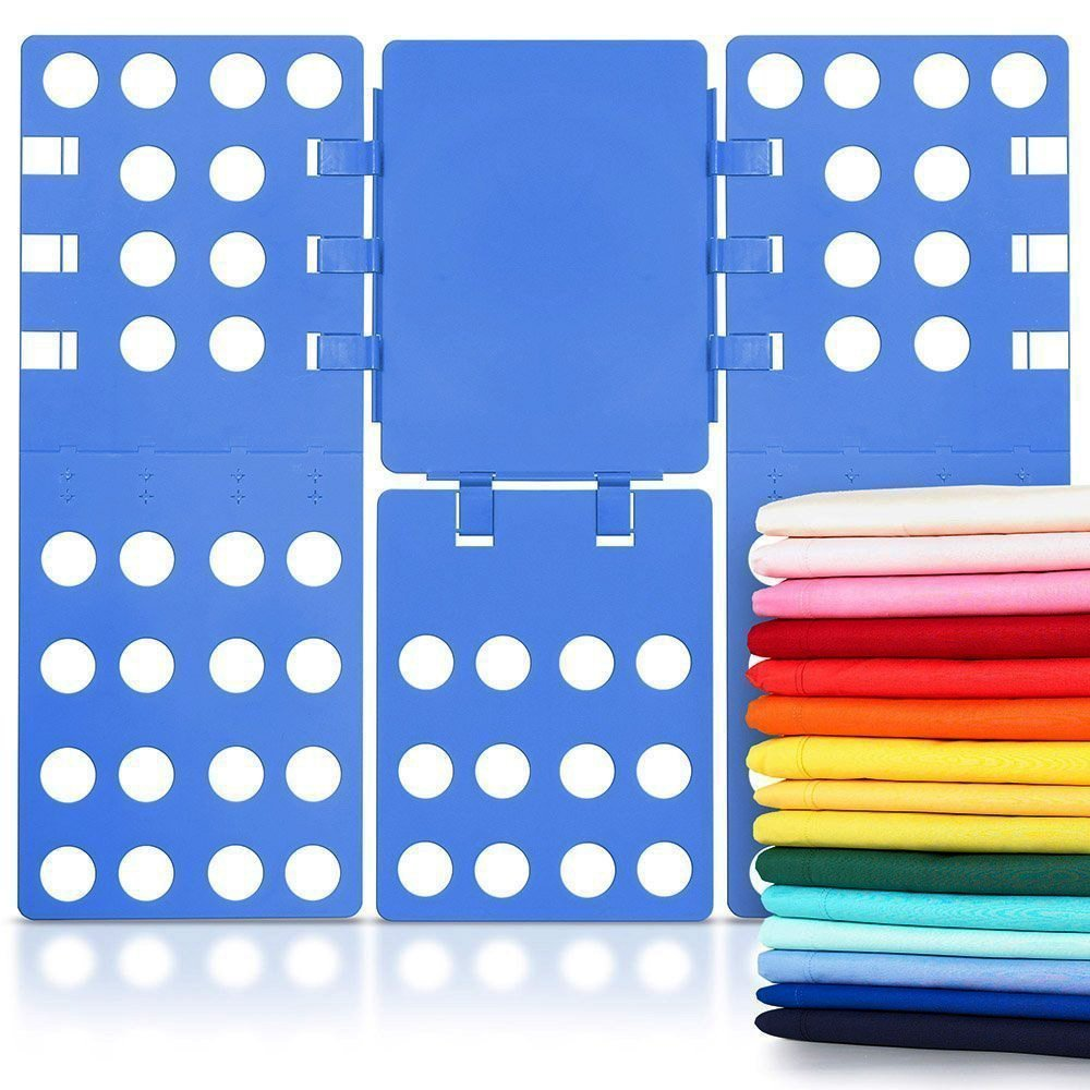 Clothes Folding Board, Magic Generation Convenient Adjustable Clothes Folding Board HH-001