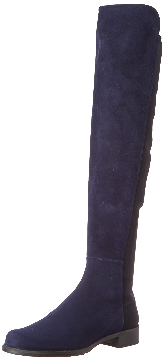 Stuart Weitzman Women's 5050 Over-the-Knee Boot B0059S02GK 8 B(M) US|Nice Blue