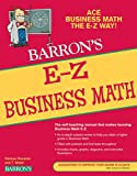 E-Z Business Math (Barron's Easy Series)
