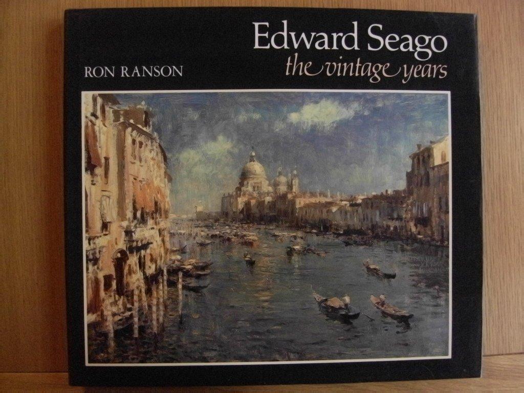 Edward Seago: The Vintage Years: Amazon.es: Ranson, Ron ...