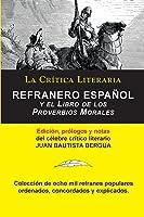 Refranero Español Juan Bautista Bergua;