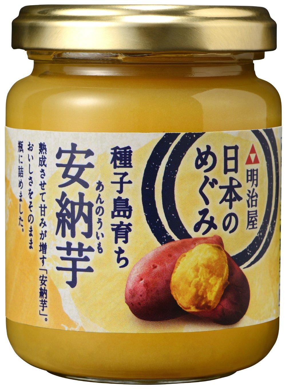 日本のめぐみ 種子島育ち 安納芋スプレッド
