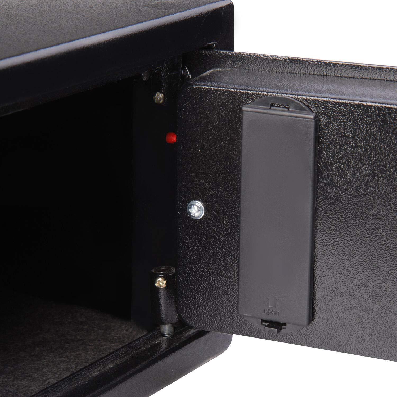 12'' Electronic Safe Box Lock Security Digital Keypad Home Office Gun Cash