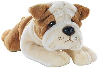 Plush & Company Ringhio Bulldog Steso L40 Cm Cane Peluches Giocattolo 842,, 8029956059261 Plush & Company_05926