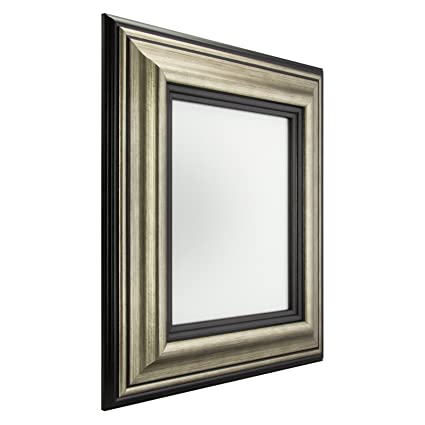 Amazon.com - Craig Frames Sonora, Aged Silver and Black Picture ...