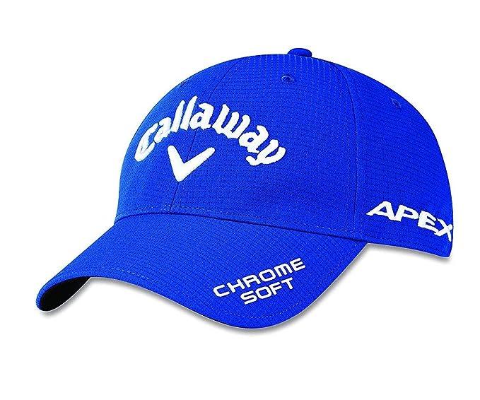 Callaway Ta Perform Pro Gorra de béisbol, Azul Royal 5219005, One ...