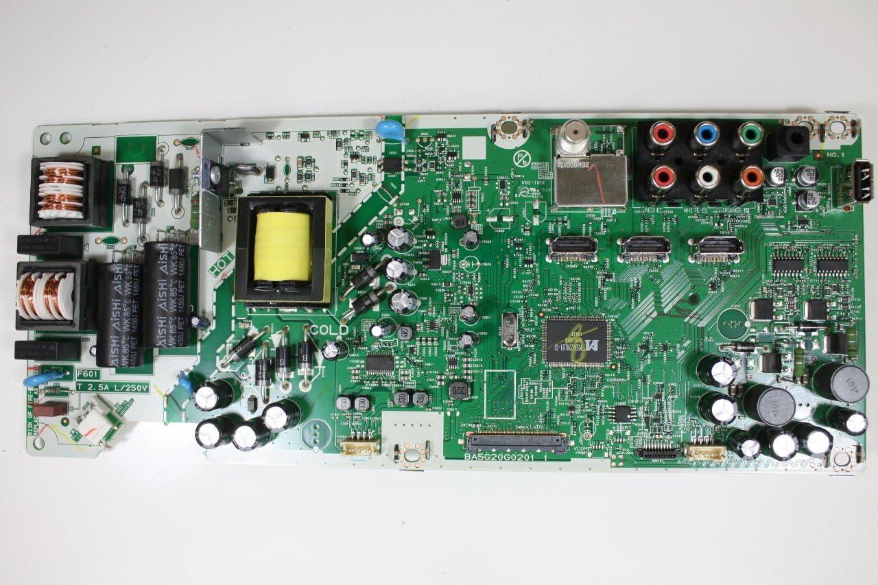 Power Board Unit MAGNAVOX 40 40ME325V//F7 BA5G20G0201 1 Main