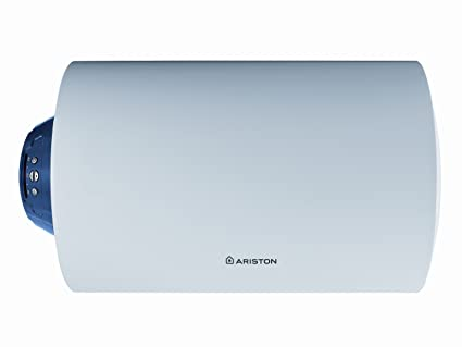 Ariston 3201129 Termo eléctrico, 1500 W, 220 V, Blue Eco Horizontal, 80