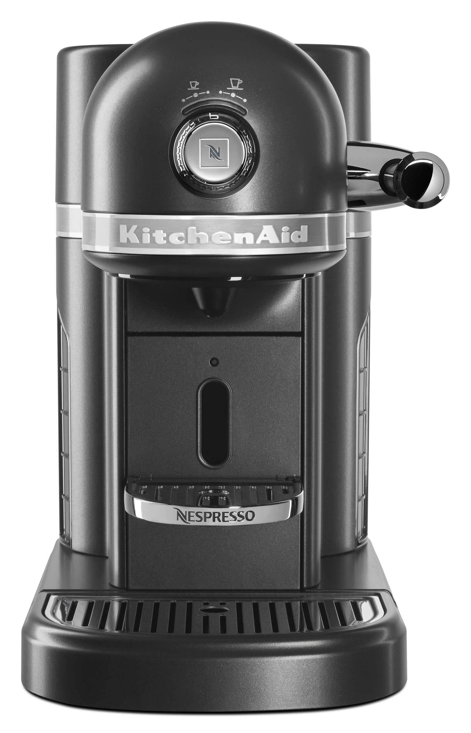 KitchenAid KES0503SZ Nespresso Maker, One Size, Slate by KitchenAid