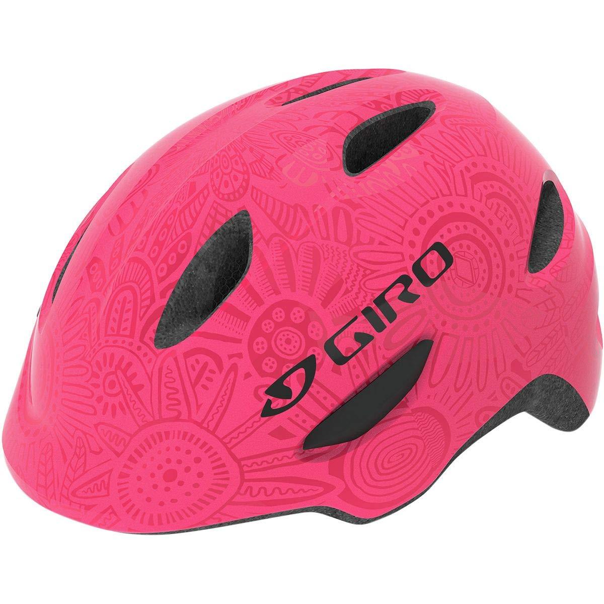 Giro Scamp MIPS Helmet - Kids' Bright Pink/Pearl, XS