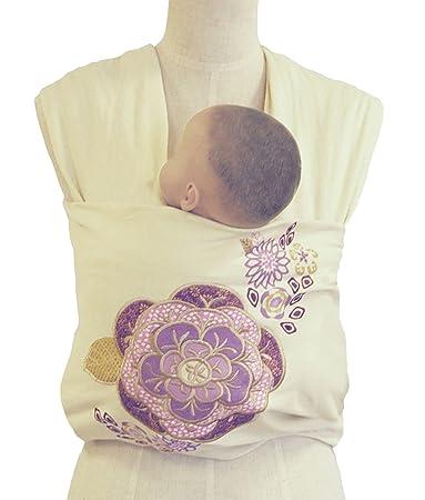 Amazon Com Dahlia Baby Infant Wrap Carrier By The Peanut Shell