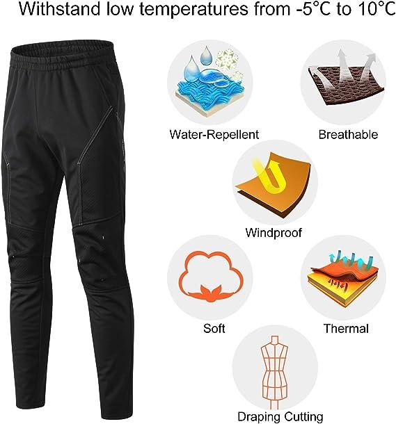 INBIKE Pantalones Hombre Deportivos Largos: Amazon.es: Deportes y ...