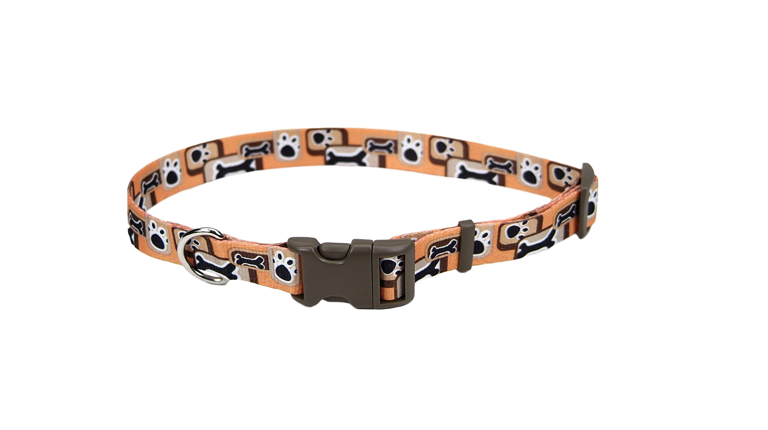 Coastal Pet Products 06921 OBT26 Adjustable Dog Collar, 1'' x 18''-26'' by Pet Attire®